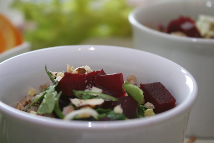 buchweizen-salat