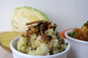 Wareniki mit Kartoffelfüllung